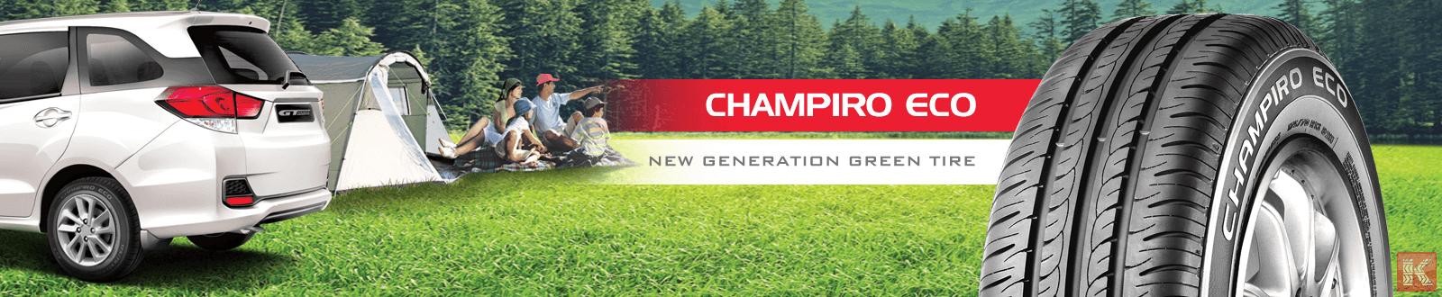 Spesifikasi lengkap ban GT Champiro Eco