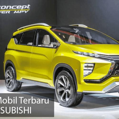 Mobil MPV Terbaru Mitsubishi Motors