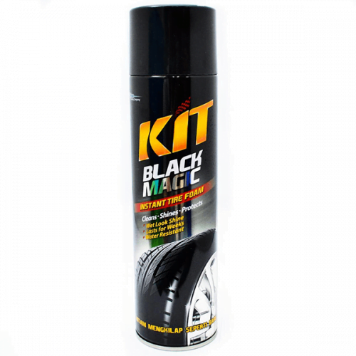 Kit Black Magic instant Tire Foam
