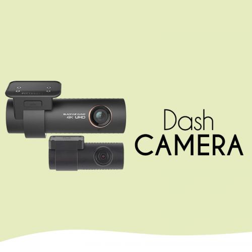 Dashboard Kamera