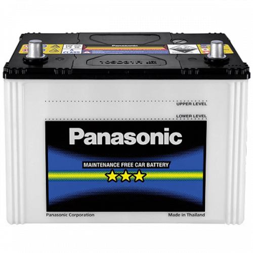 Aki Panasonic Maintenance Free