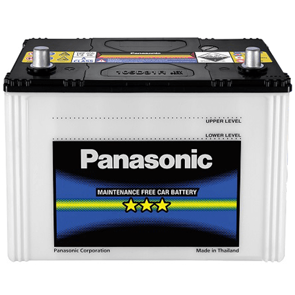 Aki Panasonic Maintenance Free