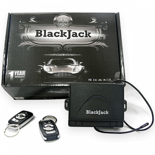 Alarm Black Jack