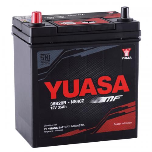 Aki Yuasa Maintenance Free