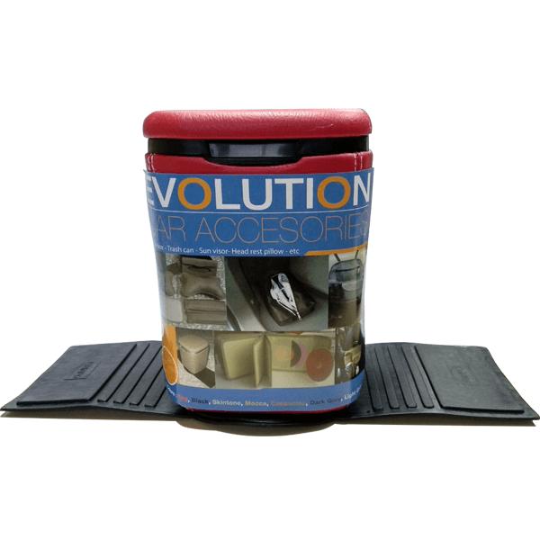 Evolution Tempat Sampah