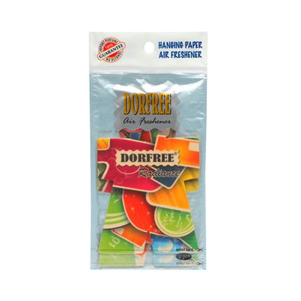 Dorfree Hanging Paper Air Freshener Radiance