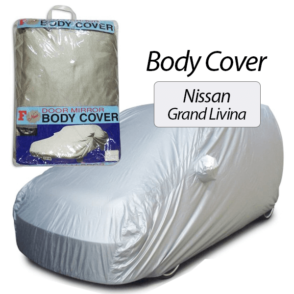 Body Cover Nissan Grand Livina