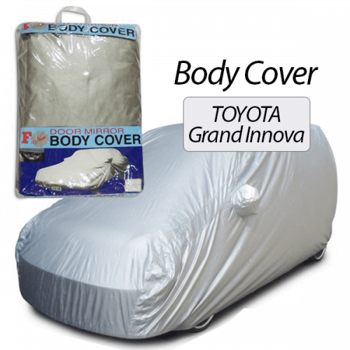 Body Cover Toyota Grand Innova