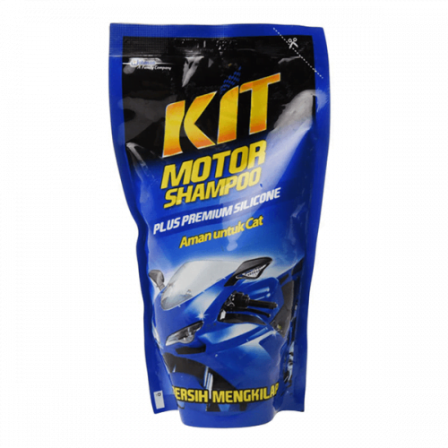 KIT Motor Shampoo Pouch 200ml