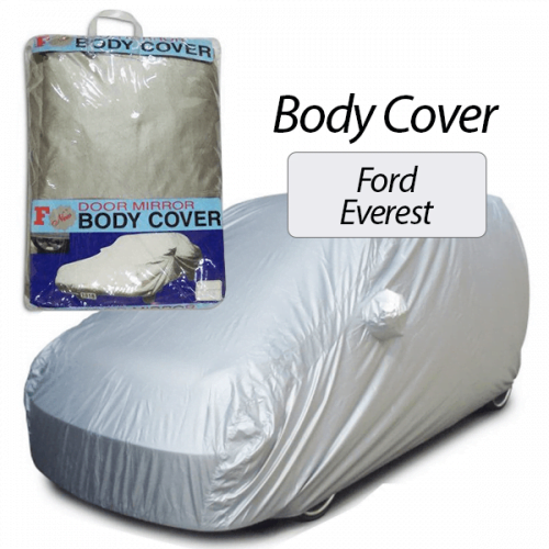 Body Cover Ford Everest