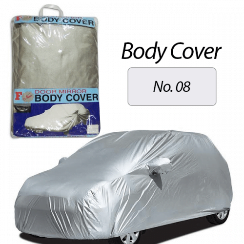 Body Cover No 08