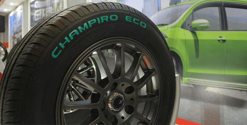 Ban Mobil Ramah Lingkungan Pertama di Indonesia