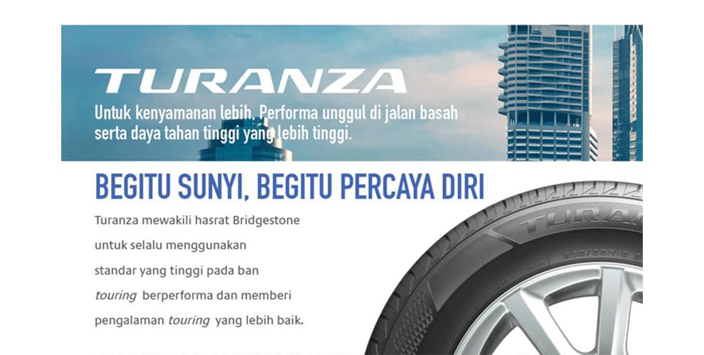 Review Ban Mobil Bridgestone Turanza Ar20