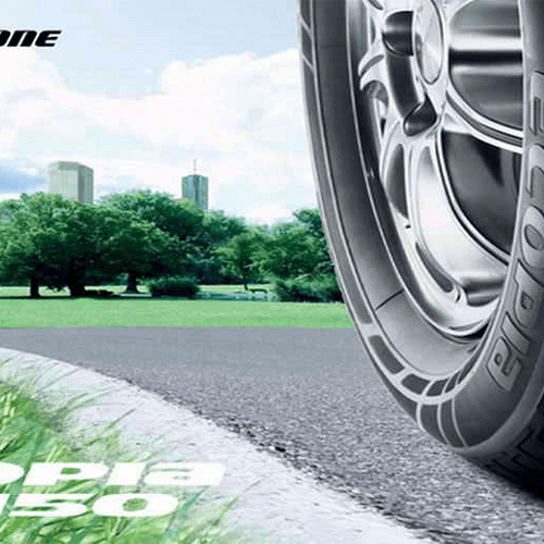 Bridgestone Ecopia EP150 Fuel Saving