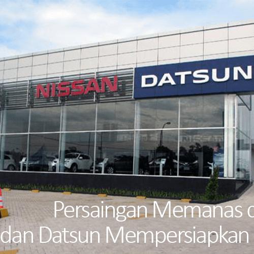 Persiapan Awal Tahun Nissan dan Datsun