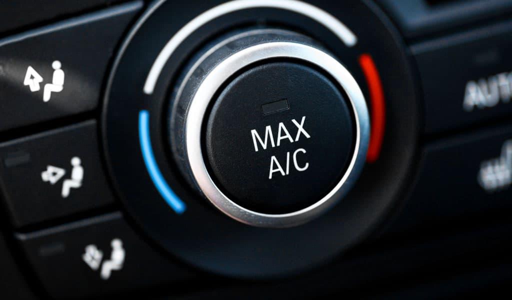 Menghidupkan AC