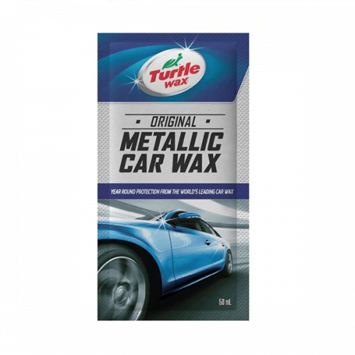 Turtle Wax Metallic Car Wax