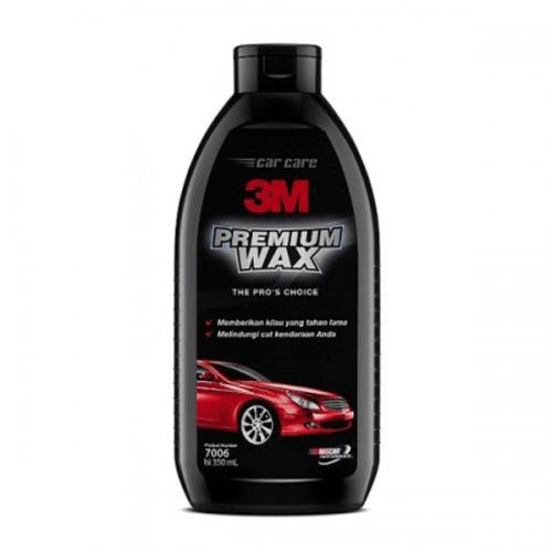 3M PREMIUM WAX 350ML