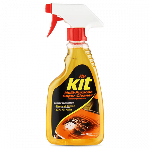 KIT Multi Purpose Super Cleaner Pump 500ml