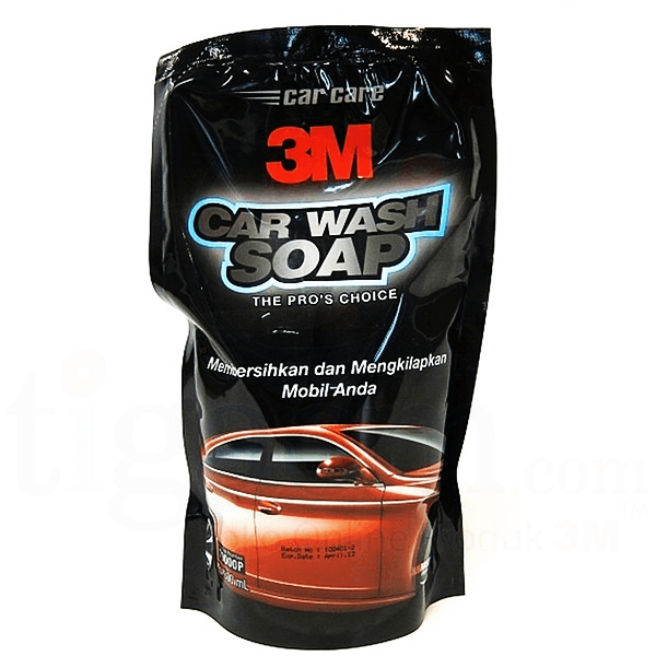 3M Refill Car Wash Soap 800ML