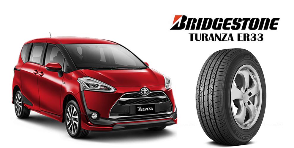 Ban Mobil Bridgestone Untuk Toyota Sienta