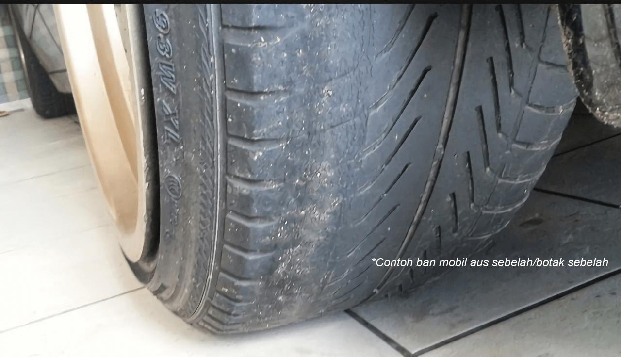 Fungsi Spooring kendaraan Adalah dan gejala yang timbul akibat jarang melakukan spooring