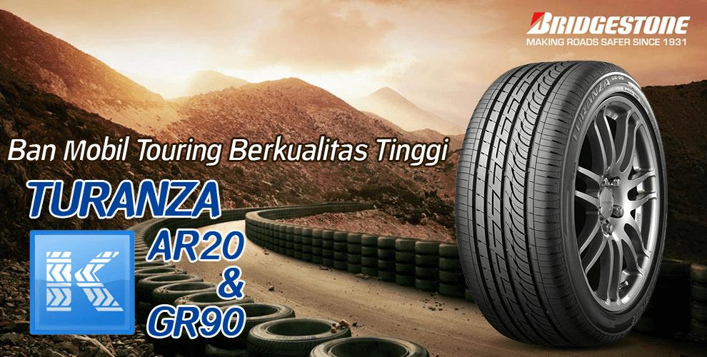 Bridgestone Turanza AR20 GR90