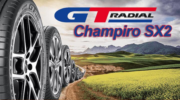 Ban Mobil GT Champiro SX2