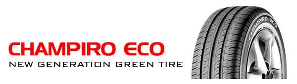Ukuran Ban Mobil GT Champiro Eco