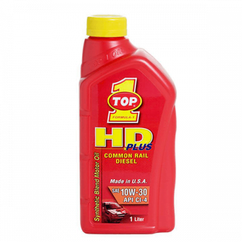 Top 1 HD Plus 10w 30 1 Liter