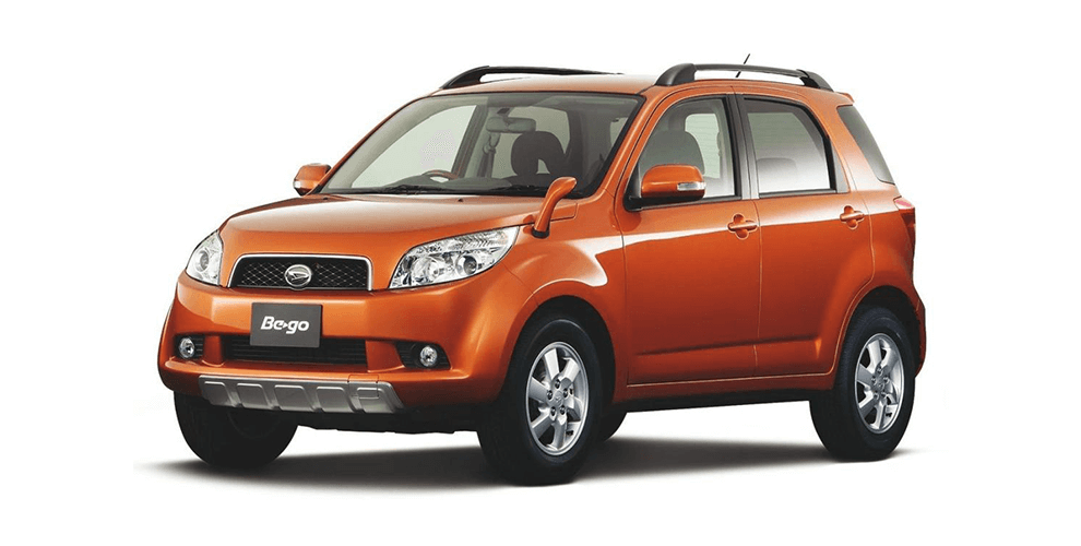 Daihatsu Be-Go 2006