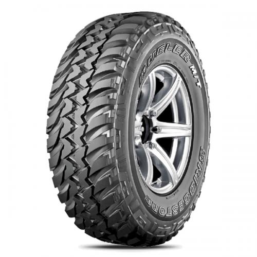 Jual Ban Mobil Bridgestone Dueler LVRS(4 x4) D674 OWT M/T 31X10.5 R15 6PR