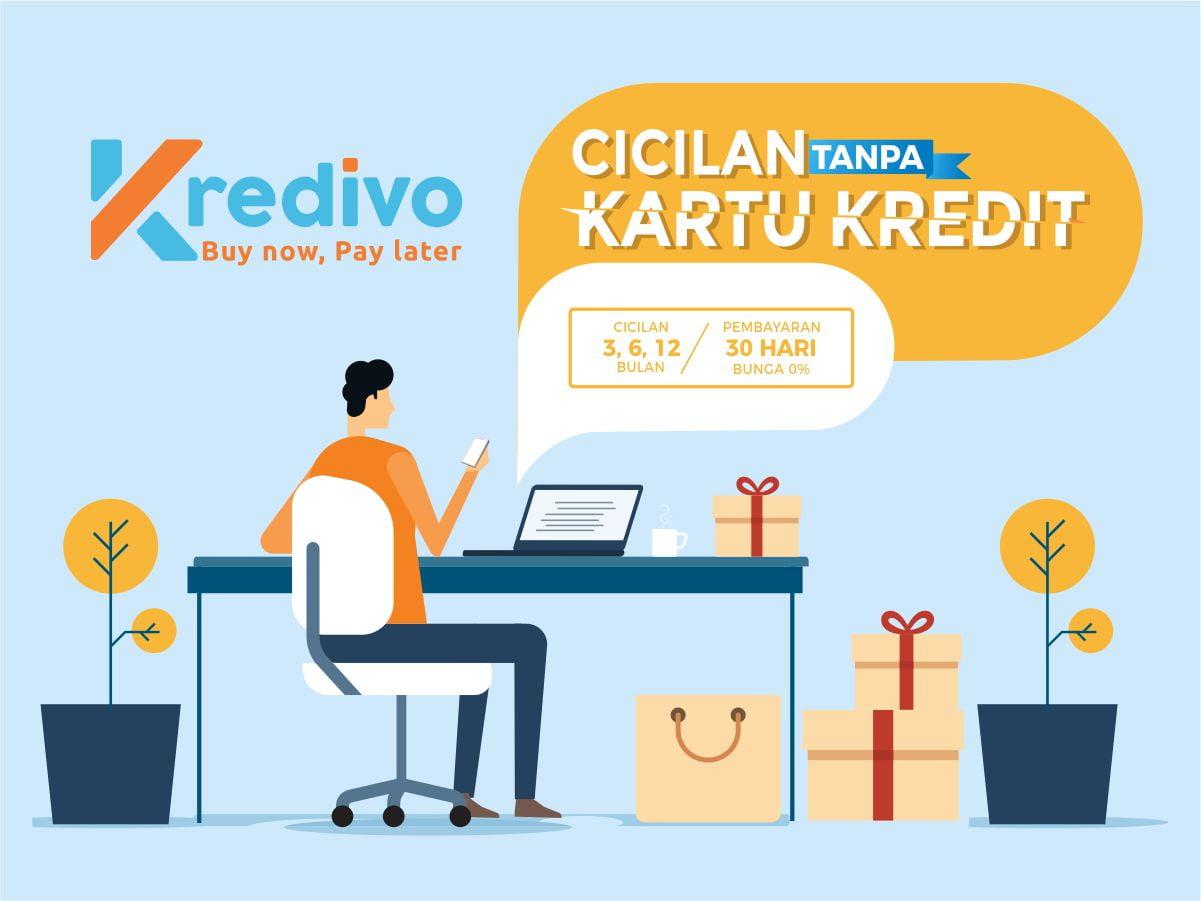 Pembelian Ban Mobil di Kiosban dengan Kredivo
