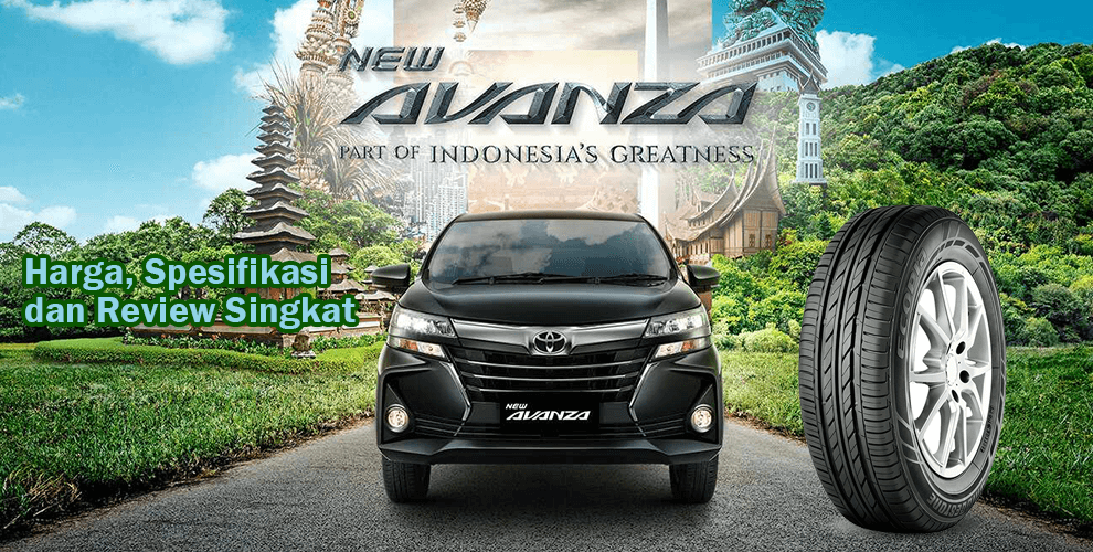 Harga, Spesifikasi dan Review Toyota New Avanza