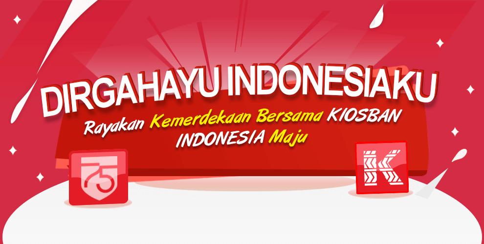Dirgahayu Indonesia 2020