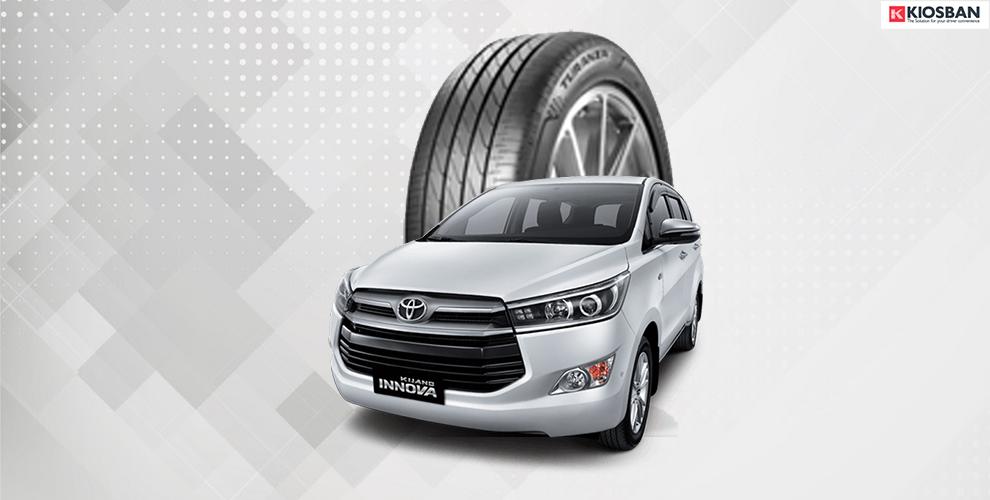 Pilihan Ban Terbaik Untuk Mobil Toyota Kijang Innova dan ...
